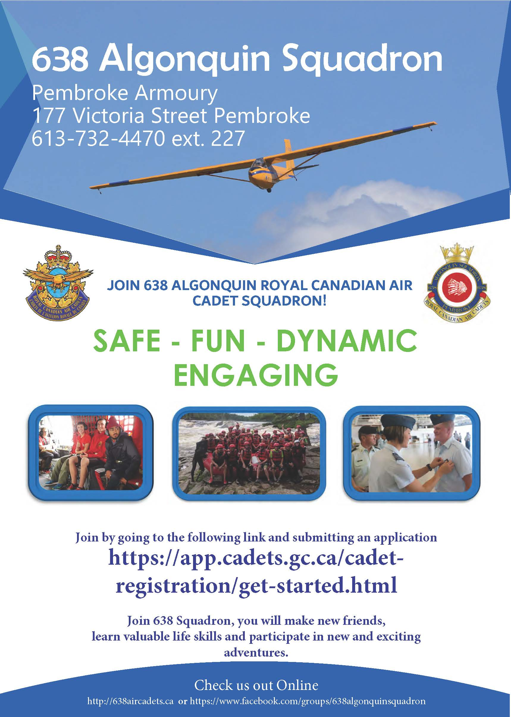 Join Cadets
